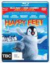 Happy Feet (Blu-ray & DVD)