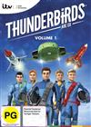 Thunderbirds Are Go! Vol 1