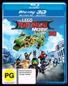 Lego Ninjago Movie, The 3D + 2D Blu-ray