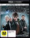 Fantastic Beasts - Crimes Of Grindelwald, The Blu-ray + UHD