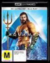 Aquaman Blu-ray + UHD
