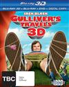 Gulliver's Travels (3D) (Blu-ray/DVD)