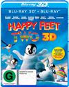 Happy Feet Two 3D + 2D Blu-ray