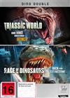 Triassic World / Rage Of The Dinosaurs Double Pack