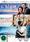 Hallmark - Art Of Us, The / Like Cats And Dogs / Love Once And Always Collection 4