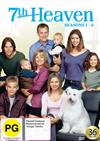 7th Heaven Season 1-6 : Collection 1