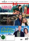 Hallmark Christmas - Song For Christmas, A / Hearts Of Christmas / Christmas Festival Of Ice Collection 9