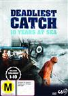 Deadliest Catch - 10 Years at Sea Season 1-10