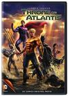 DCU: Justice League Throne Of Atlantis