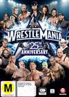 WWE - Wrestle Mania 25