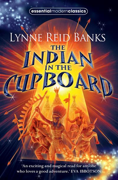 The Indian in the Cupboard (Collins Modern Classics, Book 1)
