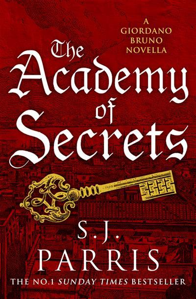 Academy of Secrets: A Novella, The