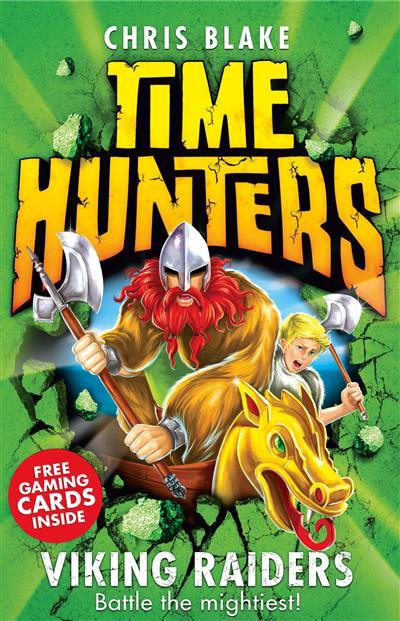 Viking Raiders (Time Hunters, Book 3)