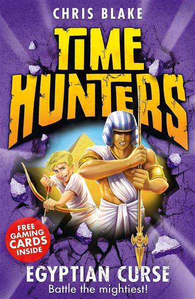 Egyptian Curse (Time Hunters, Book 6)
