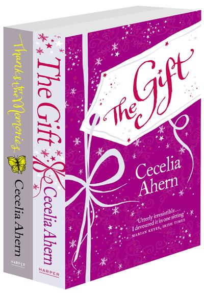 Cecelia Ahern 2-Book Gift Collection: The Gift, Thanks for the Memories