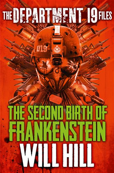 The Second Birth of Frankenstein (Book 5)