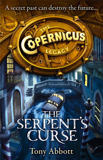 The Serpent's Curse (The Copernicus Legacy, Book 2)