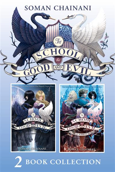 The School for Good and Evil 2 book collection: The School for Good and Evil (1) and The School for Good and Evil (2) - A World Without Princes (The School for Good and Evil)