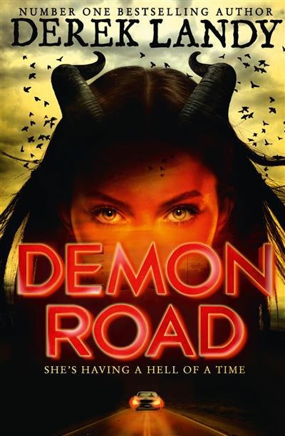 Demon Road (The Demon Road Trilogy, Book 1)