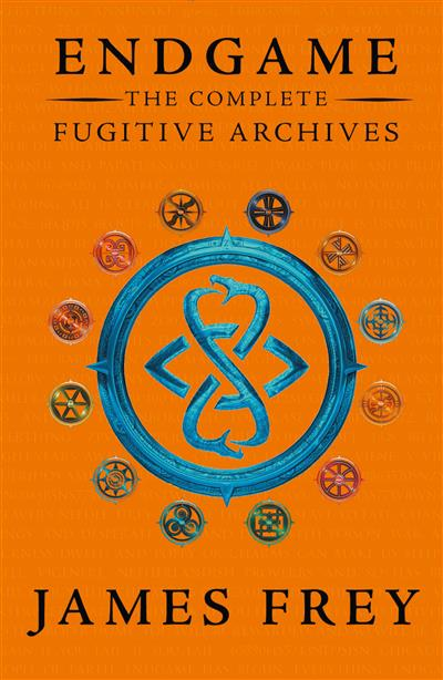 The Complete Fugitive Archives (Project Berlin, The Moscow Meeting, The Buried Cities) (Endgame: The Fugitive Archives)