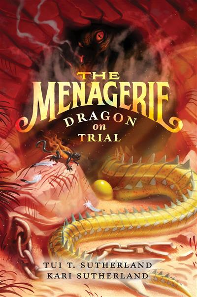 Menagerie #2: Dragon on Trial, The
