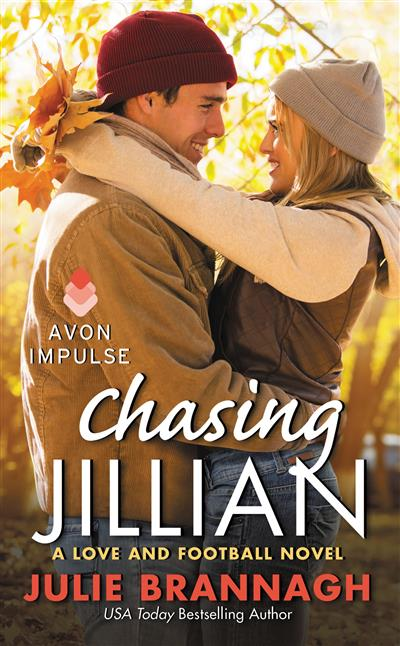 Chasing Jillian: A Love and Football Novel