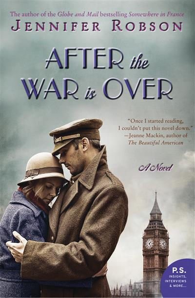 After the War Is Over: A Novel