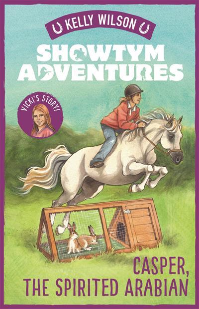 Showtym Adventures 3: Casper, the Spirited Arabian