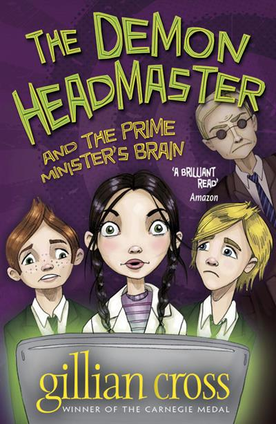 The Demon Headmaster & the Prime Minister's Brain
