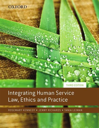 human service ethics