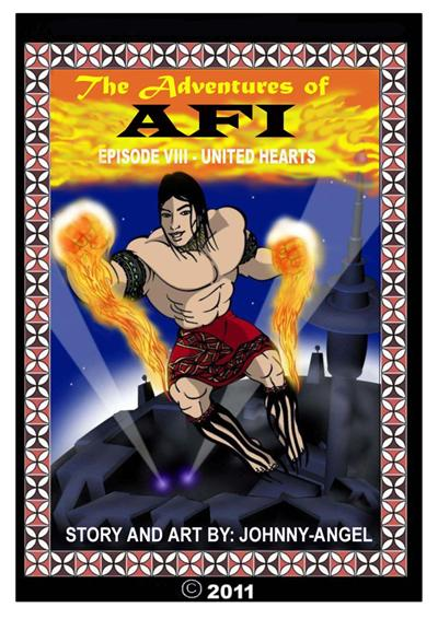 The Adventures of Afi United Hearts: vol 8