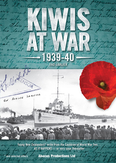 Kiwis at War 1939-40 & Earlier - Part One - Navy and Merchant Marine