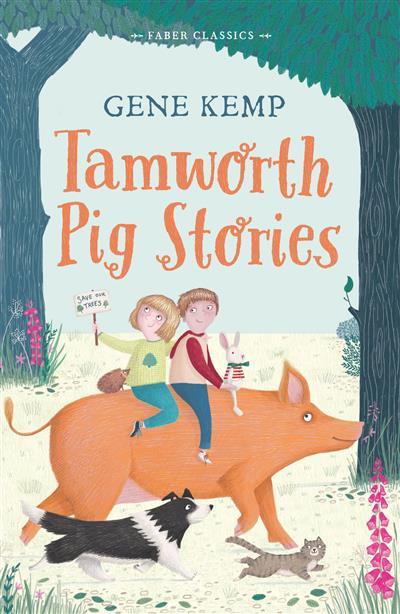 Tamworth Pig Stories