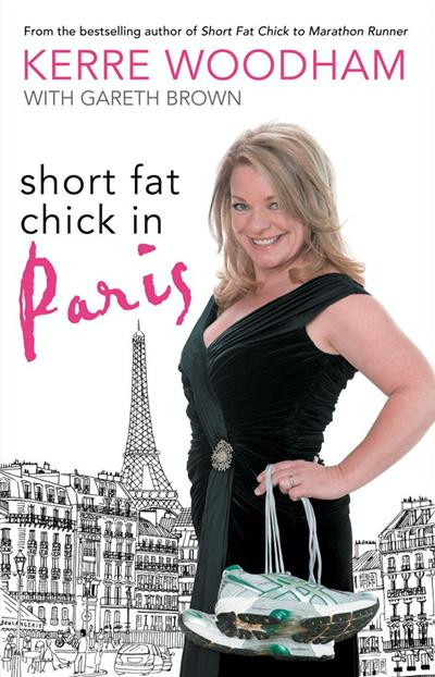 Short Fat Chick in Paris