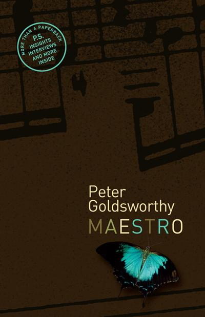 a critical analysis of maestro by peter goldsworty Peter goldsworthy's maestro: notes by stefaan steyn while many critics may feel that goldsworthy's maestro is a relatively a critical element of the text's.