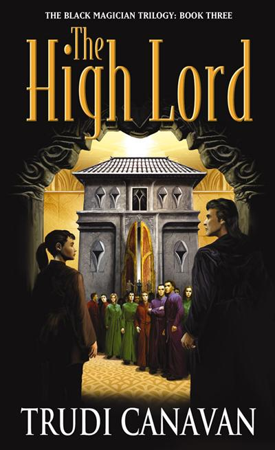 High Lord - Black Magician Trilogy