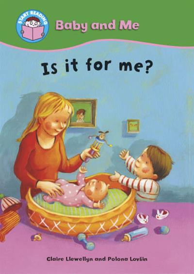 Start Reading: Baby and Me: Baby and Me: Is it for me?