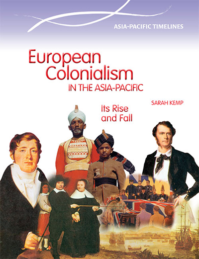 European Colonialism in the Asia-Pacific