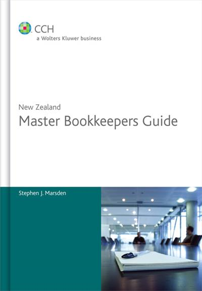 New Zealand Master Bookkeepers Guide