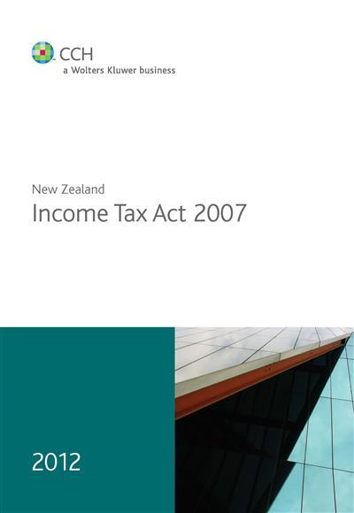 income tax act 2007 pdf