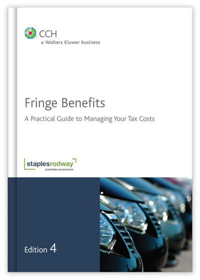 Fringe Benefits: A Practical Guide to Managing your Tax Costs - 4th Edition