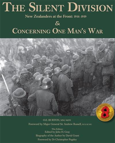 Silent Division & Concerning one Man's War, The 1914-1919