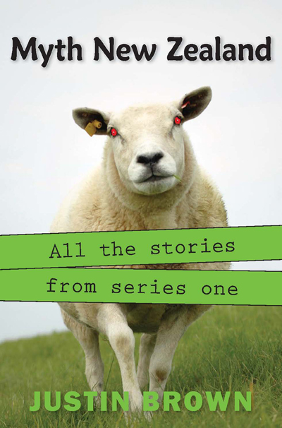 Myth New Zealand: All the Stories from Series One
