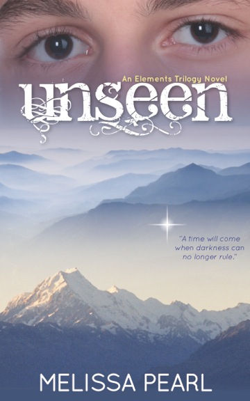 Unseen: The Elements Trilogy #2