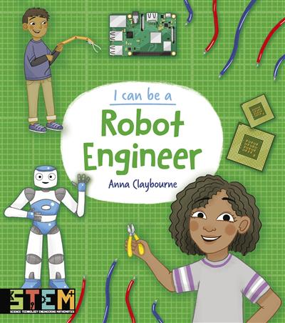 I Can Be a Robot Engineer