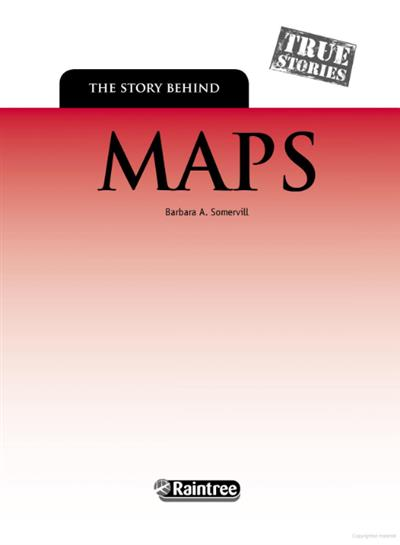 The Story Behind Maps