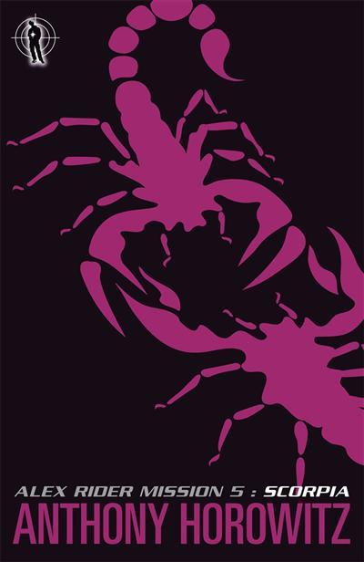 Alex Rider Book 5: Scorpia