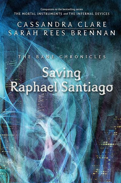 The Saving Raphael Santiago (Book 6)