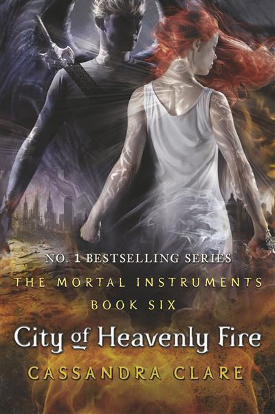Mortal Instruments 6: City of Heavenly Fire, The