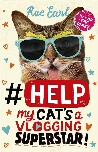 #Help: My Cat's a Vlogging Superstar!
